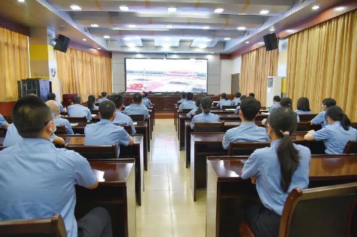 岑溪市人民检察院召开党组专题会学习贯彻习近平总书记在...